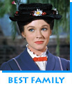 Best Family Film 1964 - Mary Poppins