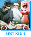 Best Kid's Movie 1965 - The Great Race