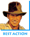 Best Action Adventure 1989 - Indiana Jones And The Last Crusade