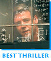 Waitsel's Best Thriller of 2001 - A Beautiful Mind