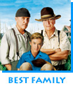 Best Family Film 2003 - Secondhand Lions