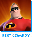 Best Comedy 2004 - The Incredibles