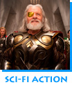 3rd Best Sci-Fi Action Adventure 2011 - Thor